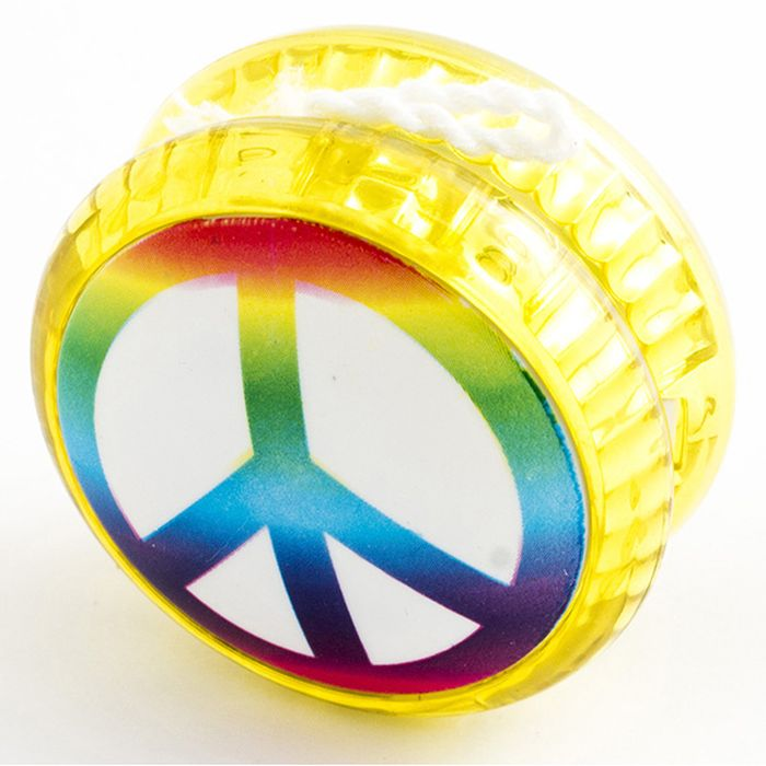 Эврика Йо-йо Peace №4 игрушка йо йо 1 toy на палец