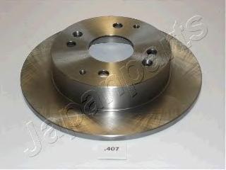 Диск тормозной Japanparts DP407 комплект 2 штDP407