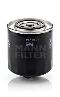 Масляный фильтрMann-Filter W11301W11301