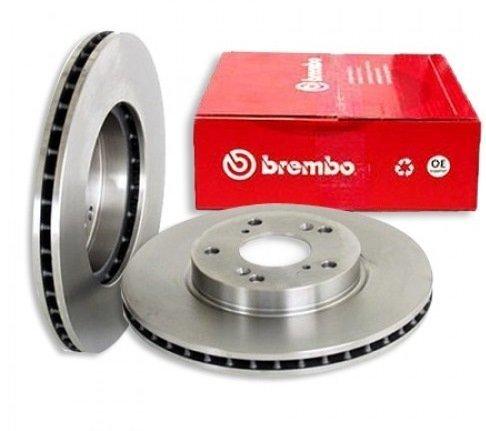 Диск тормозной Brembo 09A53210 комплект 2 шт09A53210