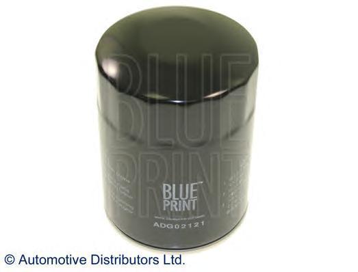 Фильтр масляный BLUE PRINT ADG02121 манометр беркут adg 032