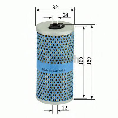 Фильтр масляный Bosch 14574292741457429274