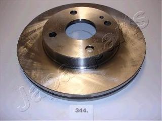 Диск тормозной Japanparts DI344 комплект 2 штDI344