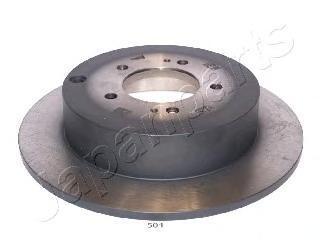 Диск тормозной задний Japanparts DP501 комплект 2 штDP501