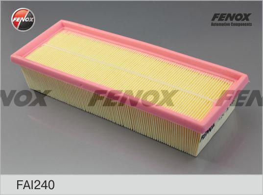 Воздушный фильтр Fenox FAI240FAI240