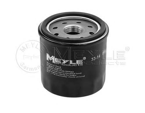 Фильтр масляный Meyle 3314016000033140160000