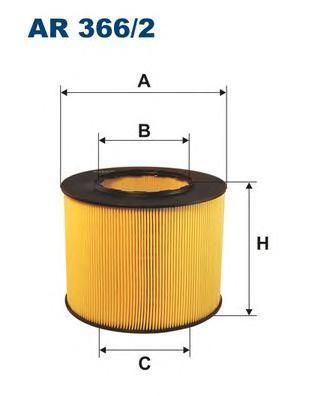 Фильтр воздушный Filtron AR3662AR3662