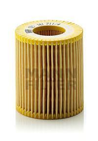 Масляный фильтроэлемент без металлических частей Mann-Filter HU7114XHU7114X