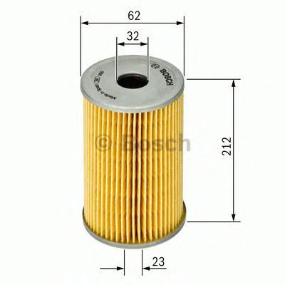 Фильтр масляный Bosch 14574291531457429153