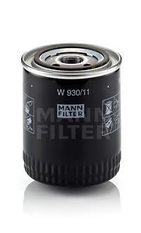 Фильтр масляный Mann-Filter W93011W93011