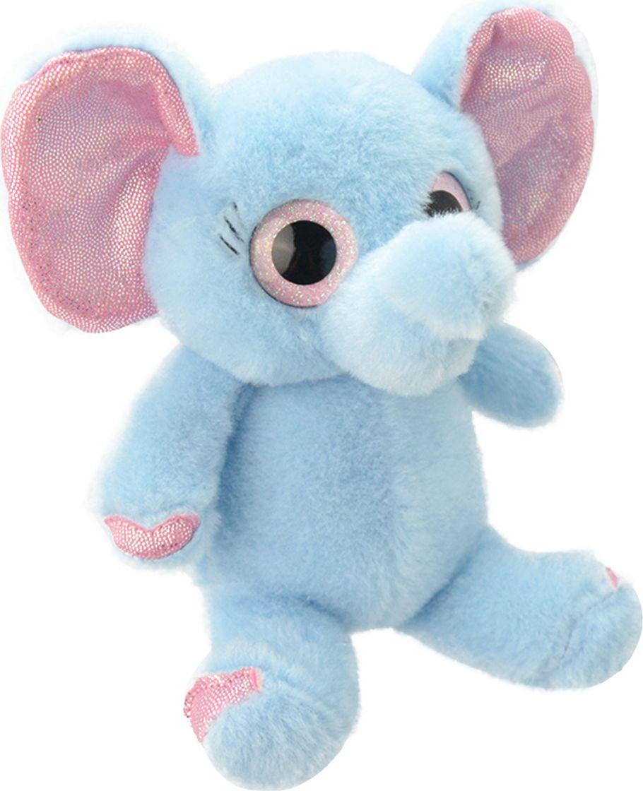 Wild Planet Мягкая игрушка-брелок Слоненок 15 см малышарики мягкая игрушка собака бассет хаунд 23 см