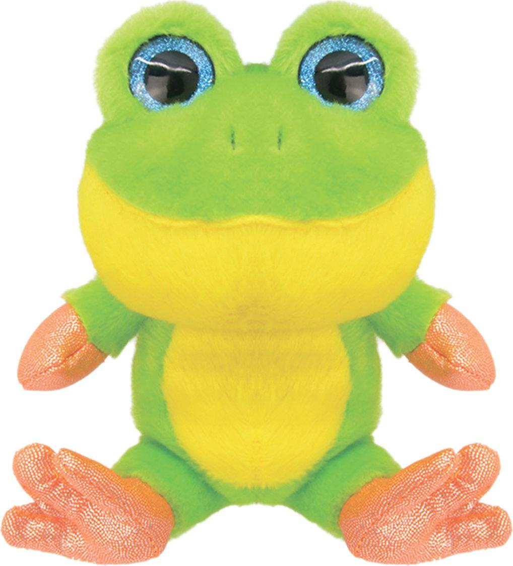 Wild Planet Мягкая игрушка Лягушонок 15 см мягкие игрушки wild planet брелок акула 9 см