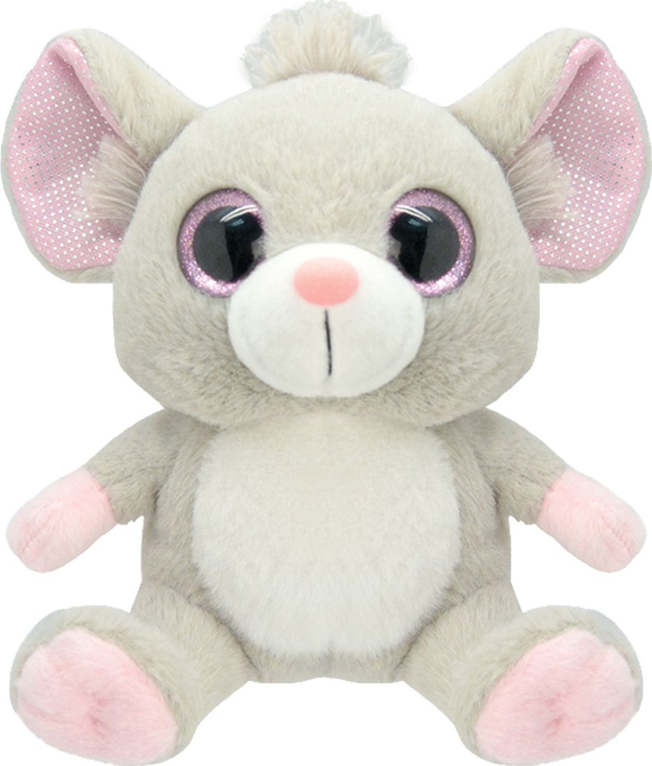 Wild Planet Мягкая игрушка Мышка 19 см