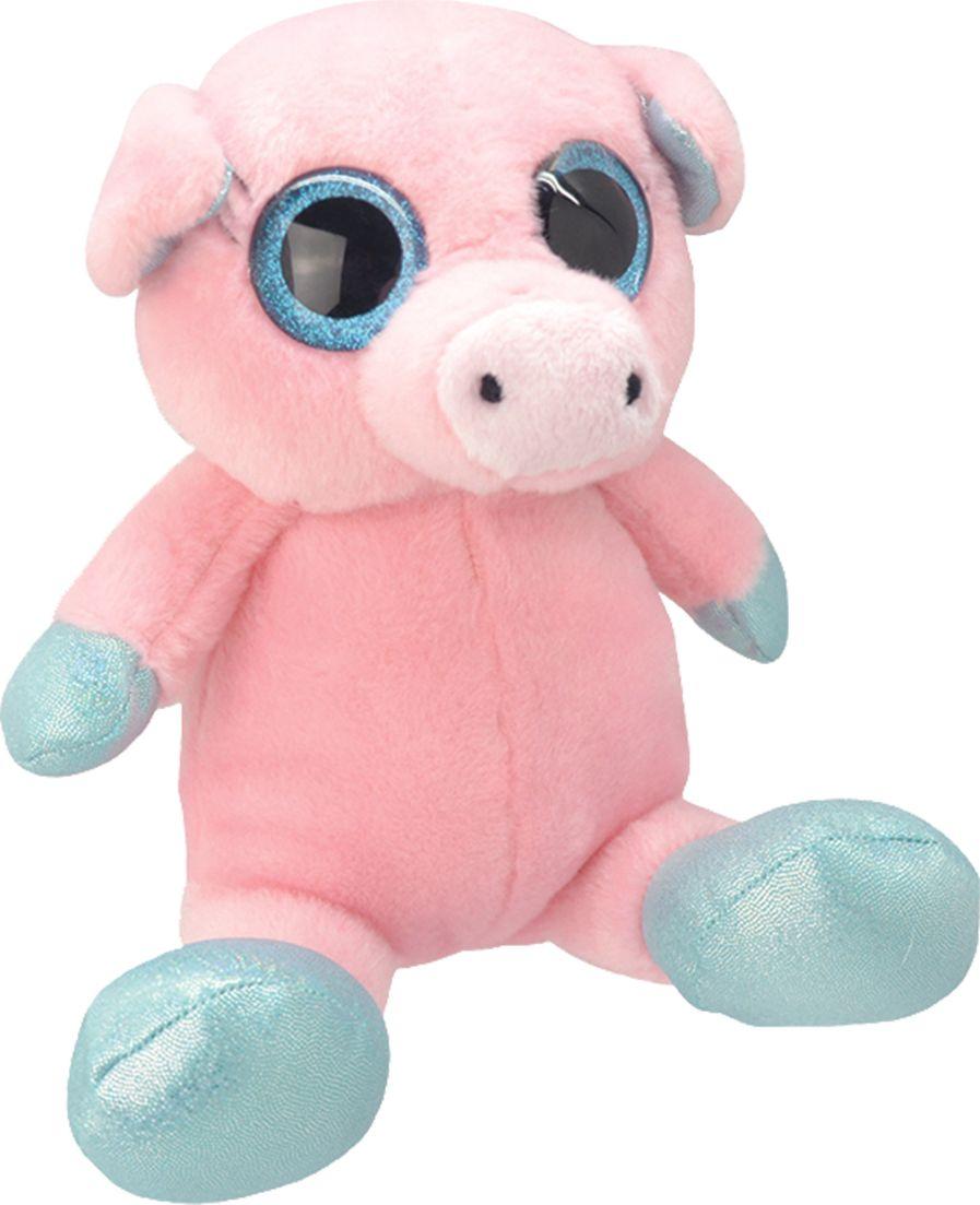 Wild Planet Мягкая игрушка Свинка 18 см