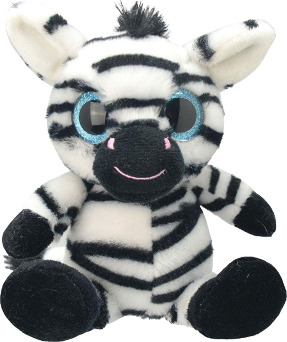 Wild Planet Мягкая игрушка Зебра 20 см