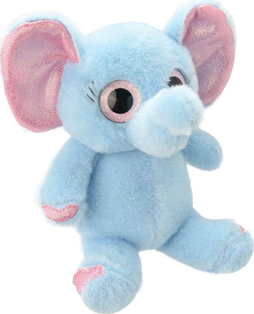 Wild Planet Мягкая игрушка Слоник 32 см bondibon мягкая игрушка погремушка слоник