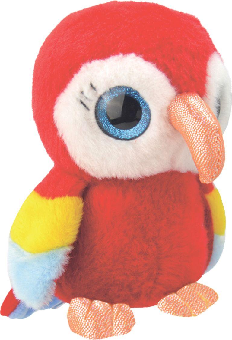 Wild Planet Мягкая игрушка Попугайчик 19 см
