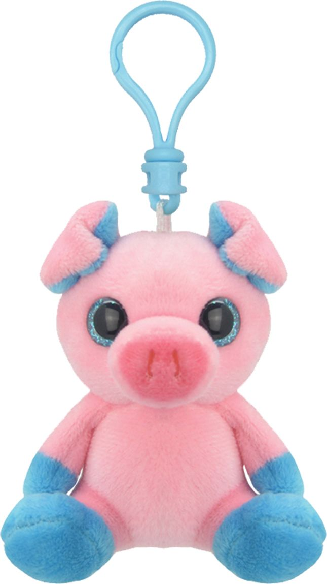 Wild Planet Мягкая игрушка-брелок Поросенок купить коллекцию