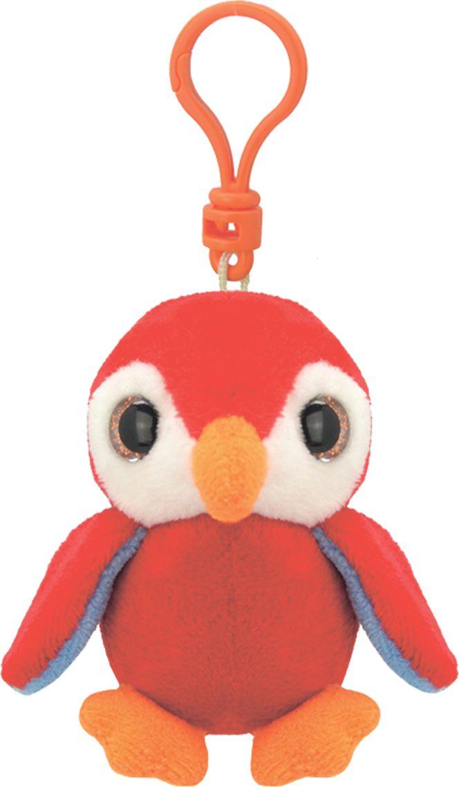 Wild Planet Мягкая игрушка-брелок Попугай фотошторы попугай в кактусе