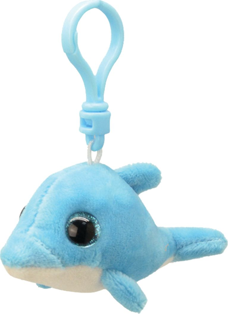 Wild Planet Мягкая игрушка-брелок Дельфин стеллаж для игрушек в детскую в икеа
