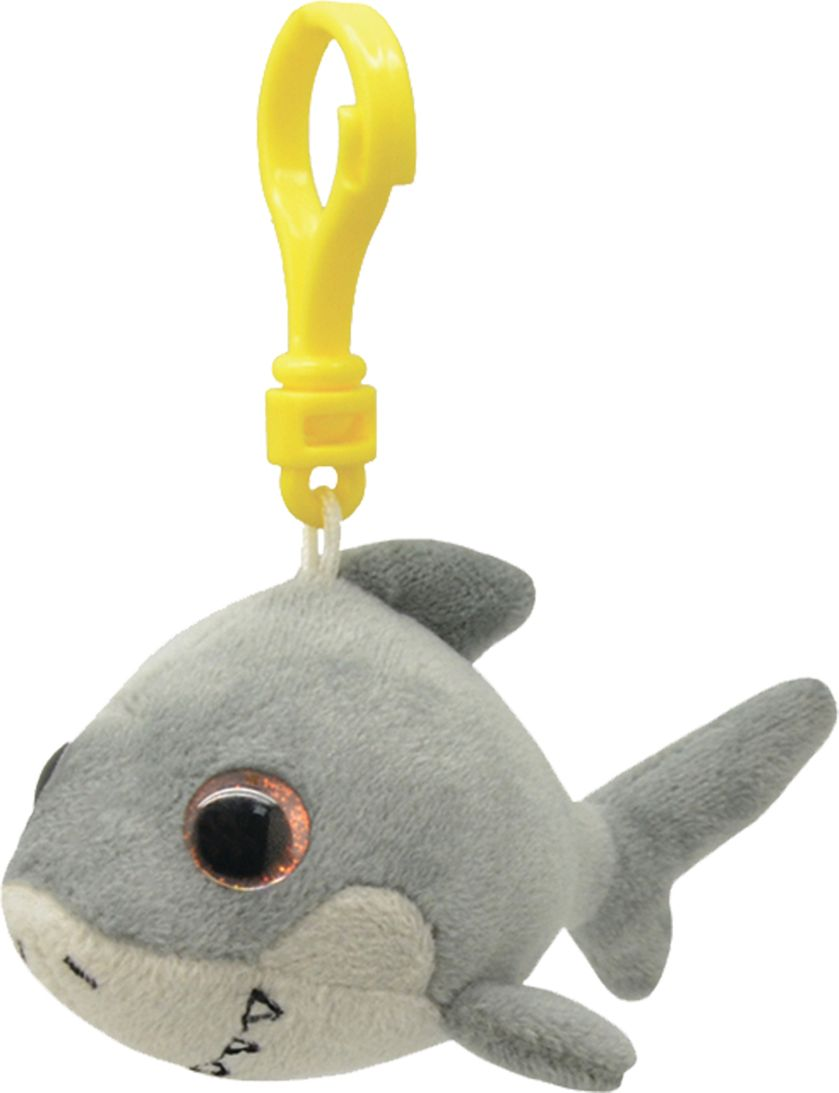 Wild Planet Мягкая игрушка-брелок Акула мягкие игрушки wild planet брелок акула 9 см