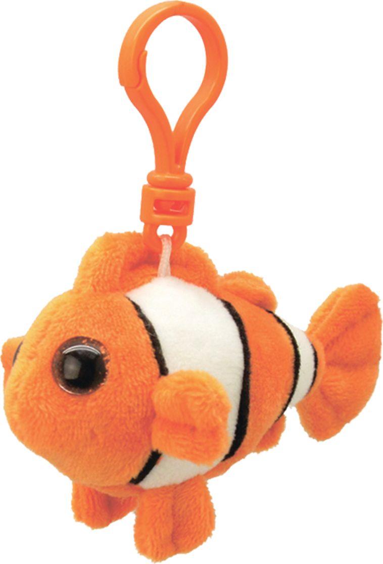 Wild Planet Мягкая игрушка-брелок Рыба-клоун купить коллекцию