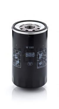 Масляный фильтрMann-Filter W1160W1160