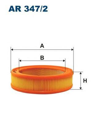 Фильтр воздушный Filtron AR3472AR3472