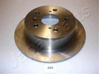 Диск тормозной Japanparts DP225 комплект 2 штDP225
