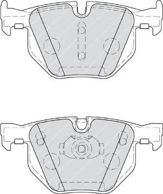 Колодки тормозные дисковые Premier Ferodo FDB4067FDB4067