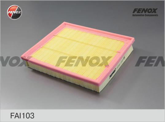Воздушный фильтр Fenox FAI103FAI103