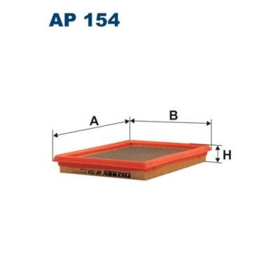 Фильтр воздушный Filtron AP154AP154