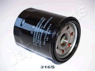 Фильтр масляный Japanparts FO316S экран для проектора 4k fo 120 3d