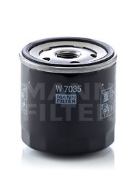 Фильтр масляный Mann-Filter W7035W7035