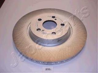 Диск тормозной Japanparts DI235 комплект 2 штDI235