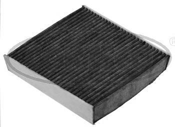 Фильтр салона угольный CORTECO 80004639