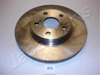 Диск тормозной Japanparts DI279 комплект 2 штDI279