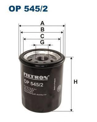 Фильтр масляный Filtron OP5452OP5452
