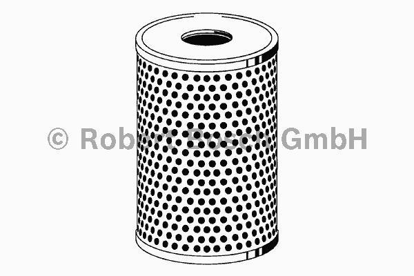Фильтр масляный Bosch 1457429137