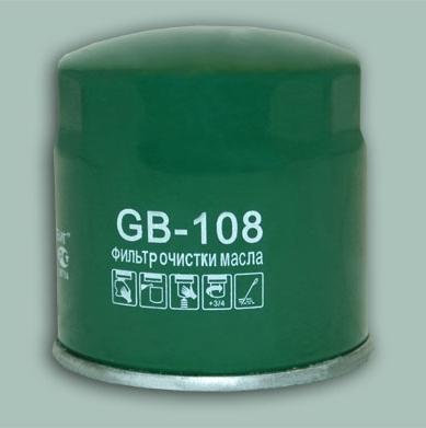 Фильтр масляный BIG FILTER GB108GB108