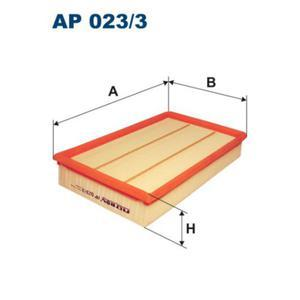 Фильтр воздушный Filtron AP0233AP0233