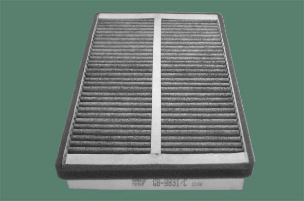 Фильтр салона угольный BIG FILTER GB9831CGB9831C