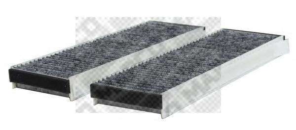 Фильтр салона угольный Mapco,6780267802