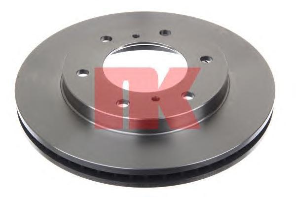 Диск тормозной NK 203033 комплект 2 шт203033
