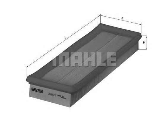 Фильтр воздушный Mahle/Knecht LX7041LX7041
