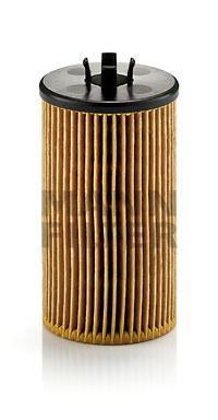 Масляный фильтроэлемент без металлических частейMann-Filter HU6122XHU6122X