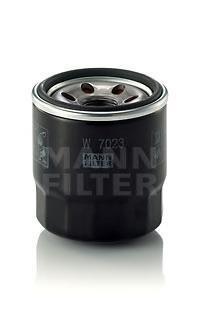 Масляный фильтр Mann-Filter W7023W7023