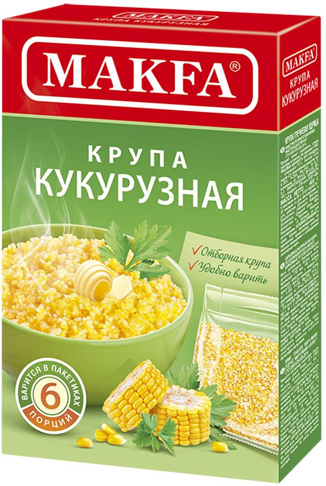 Makfa кукурузная крупа в пакетах для варки, 5 шт по 80 г109-4Кукурузная крупа - один из самых диетических злаков в мире. Благодаря отсутствию клейковины, то есть глютена, кукурузная крупа низкоаллергенна и отлично вписывается в любой рацион, вплоть до детского питания - наряду с рисом и гречкой она может стать основой для первого прикорма и любимой кашей вашего малыша.Уважаемые клиенты! Обращаем ваше внимание на то, что упаковка может иметь несколько видов дизайна. Поставка осуществляется в зависимости от наличия на складе.Лайфхаки по варке круп и пасты. Статья OZON Гид