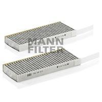 Фильтр салона угольный Mann-Filter,CUK260132CUK260132