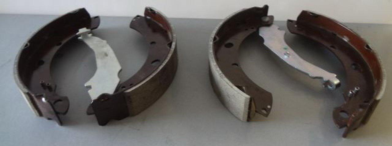 Колодки тормозные барабанные Bosch 986487270986487270